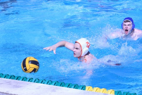 Girls and Boys Water Polo Unite to Defeat Vandegrift Boys, Lose to LBJ Boys in Tournament