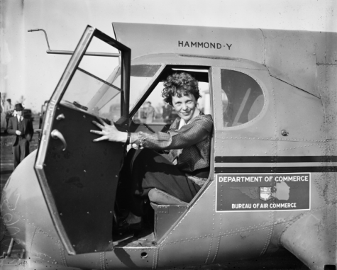 National Amelia Earhart Day: Across the Atlantic Ocean