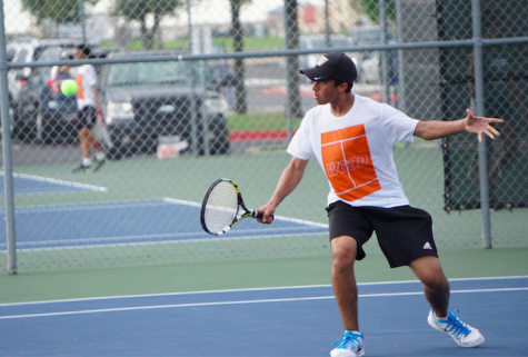 JV Tennis Starts Season Strong