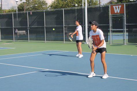 GALLERY: JV Orange Tennis Conquers Round Rock