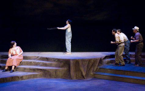Fall Show Cast to Perform 'The Diviners'