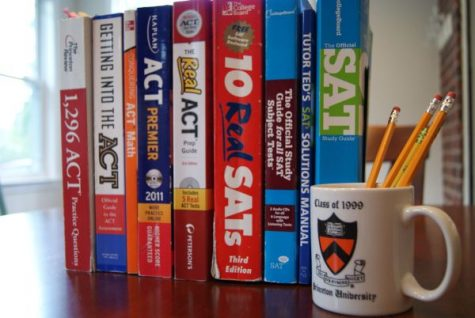 Six Things to Do Before the ACT or SAT