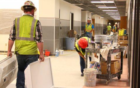 GALLERY: Westwood Hallway Construction Revealed