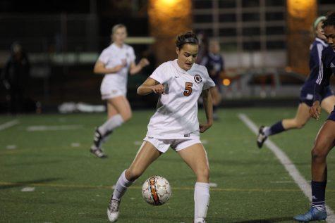 Koch, Kriz Ensure Victory for Varsity Girls' Soccer Against Hendrickson