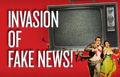 OPINION: Beware of Fake Stories