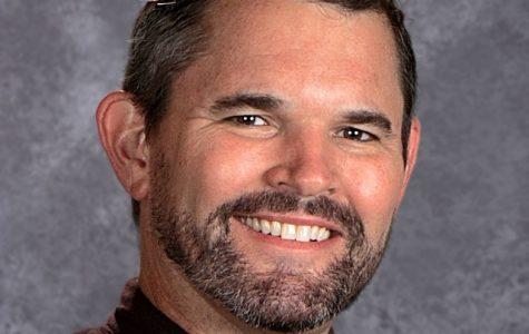Mr. Scott Chalk Wins Teacher of the Year