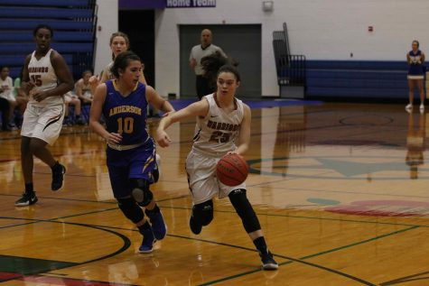 Varsity Girls' Basketball Finish Historic Season
