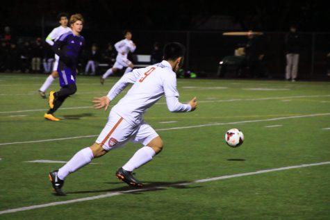 Varsity Boys' Soccer Ties With Cedar Ridge