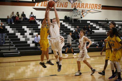 JV Boys' Basketball Dominate Over Stony Point