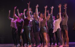 Westwood Dance Performs at Escapade
