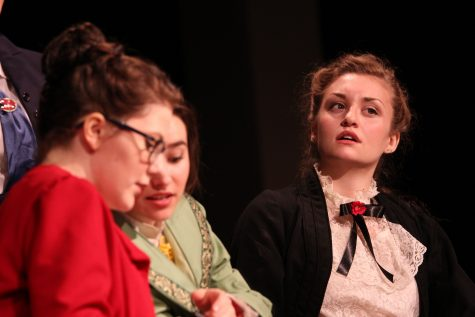 Theater Competes at UIL One Act Competition