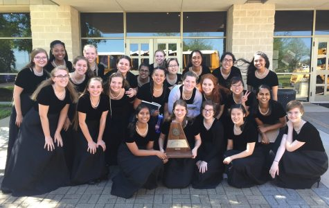 Choir Brings Home Four Sweepstakes Awards at UIL