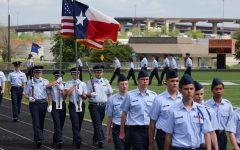 AJROTC Participates in Interflight Competition