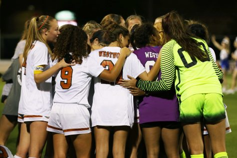 Varsity Girls Soccer Falls to Klein in Second Round Playoffs