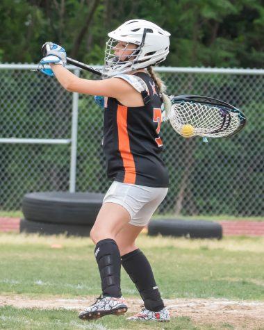 Kayla Shea '18 Looks Forward to College Career in Lacrosse