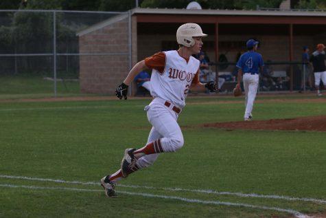 JV Orange Baseball Edges Out Pflugerville 2-0
