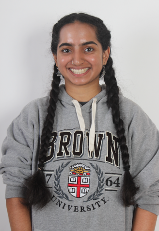 Vaishnavi Sankar '17 to Attend Brown This Fall