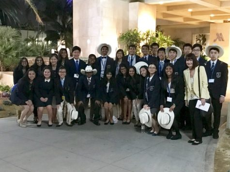 DECA Members Dominate at ICDC