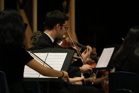 Orchestra Performs Annual Spring Concert, Honors Retiring Conductor