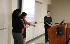 Engineering Seniors Present Capstone Project