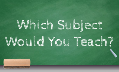 Which Subject Would You Teach?