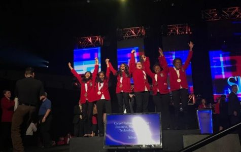 Students Triumph at SkillsUSA NLSC