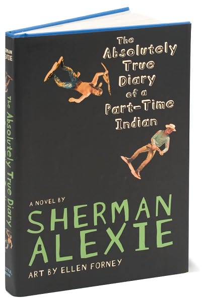 a comparison of the absolutely true diary of a part time indian by sherman alexie and crossing the w The absolutely true diary of a part-time indian has 186,809 ratings and 20,734 reviews brina said: sherman alexie's the absolutely true diary of a part-.