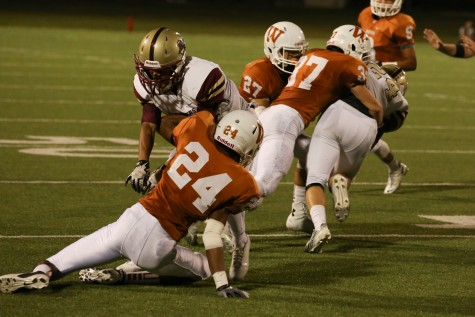 Warriors Fall To Rouse Raiders