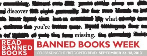 Banned Book Week Begins