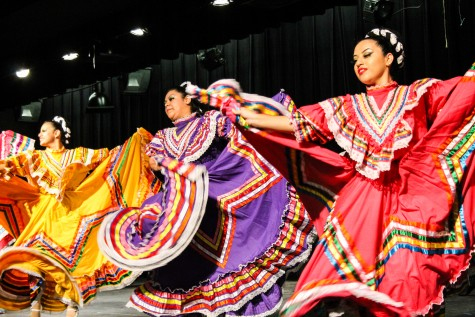 Surprise Mexican Folk Dance Performance