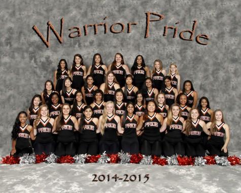 Warrior Pride Showcases Talent