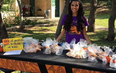 "Student Raises ""Cookies 4A Cause"""
