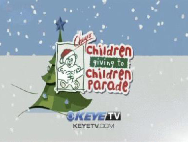 Chuy's Christmas Parade Marches Forth