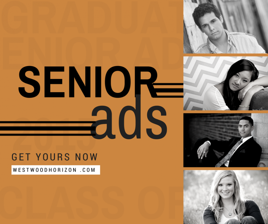 Senior Ads Deadline Approaches
