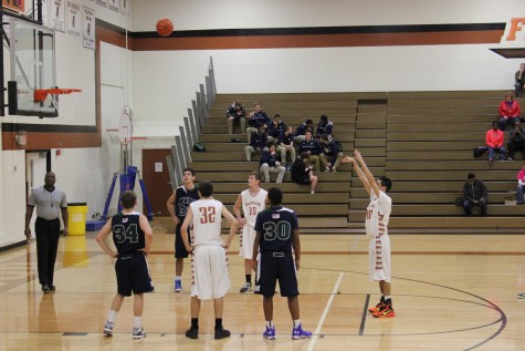Boys JV Basketball Wins Against McNeil