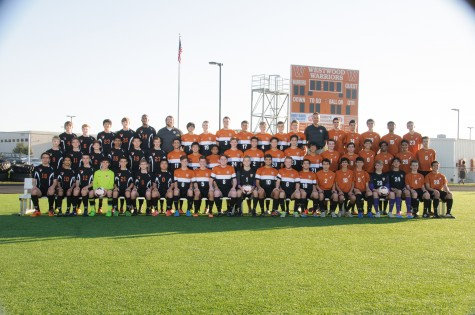 Warrior Soccer Destroys the Competition