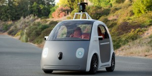 Google Announces Self-Driving Car