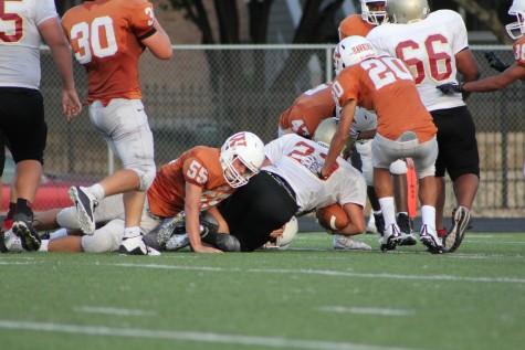 Rouse Raiders defeat JV White Football 26-15