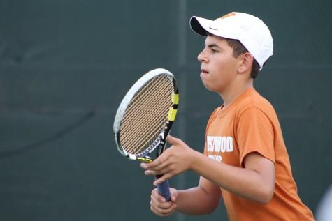 JV Orange Tennis Team Wins Against Westlake Chaps