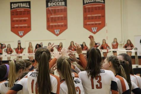 Varsity Volleyball Defeats Stony Point 3-0