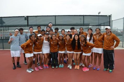 Varsity Tennis Enjoys Regionals Despite Loss