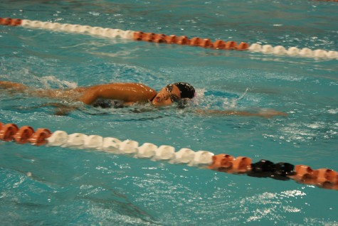 Warrior Swimmers Compete in Austin Invite