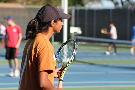 JV Tennis Dominates Fall Tournament