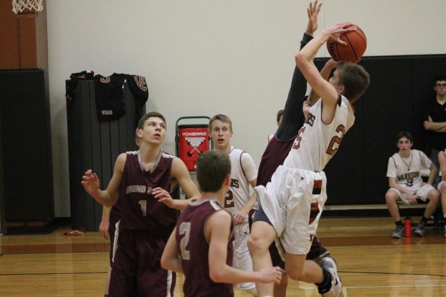 Freshman+Orange+Basketball+vs.+Round+Rock