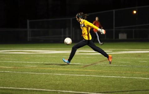 Girls' Varsity Soccer Defeats Rouse 2:0