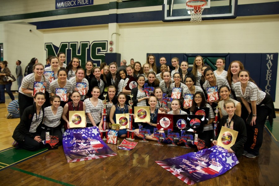SunDancers Dominate at American Dance Team Competition