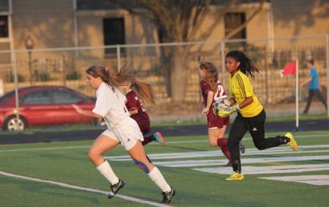 JV Girls Soccer vs. Round Rock: Gallery