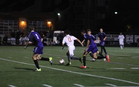 Boys Varsity Soccer Ties with Cedar Ridge in Last Game of Season