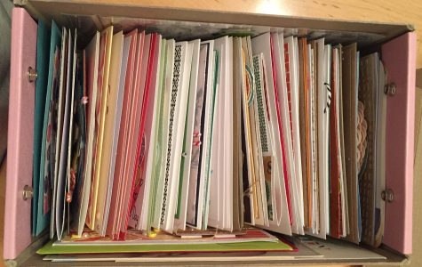 Scrapbooks Tell the Story of Incoming Student Maggie Findell's Life