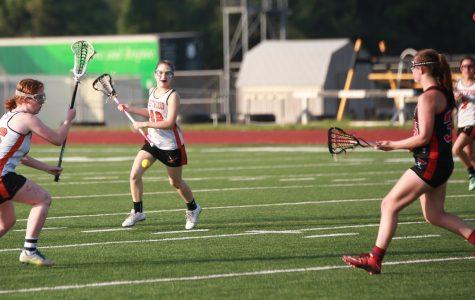 Girls' Lacrosse Takes District Championship